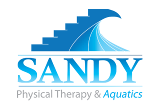 sandy physical therapy and aquatics logo
