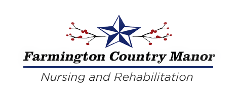Farmington Country Manor Nursing and Rehabilitation logo