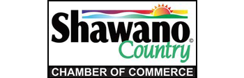 Shawano Country Chamber of Commerce button
